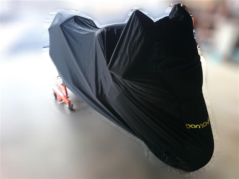 barrichello INNER BIKE COVER S