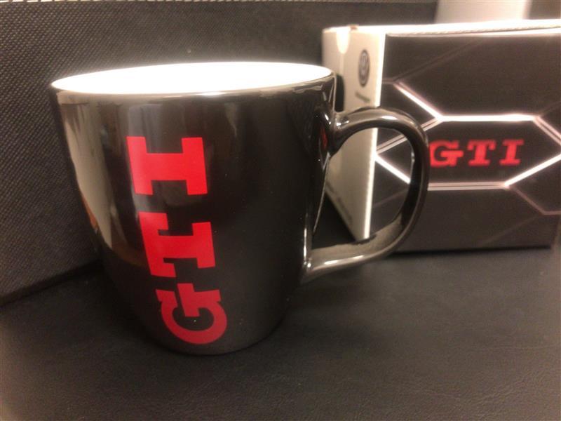 VW  / フォルクスワーゲン純正 GTI マグカップ