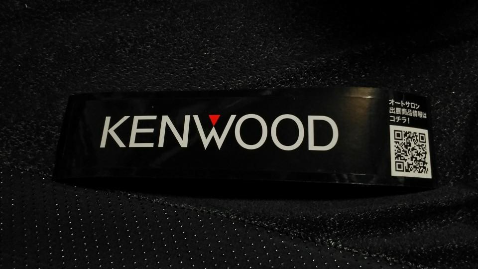 KENWOOD ステッカー