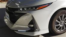 プリウスPHVTRD / トヨタテクノクラフト フロントエアロバンパーの単体画像