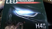 ゴールドウイング(GL1500SE)REIZ TRADING LEDヘッドライトの単体画像