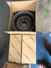 ランドクルーザー40トヨタ(純正) トヨタ純正スチールホイールの単体画像