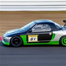 ビートUS RACING SPORTS フロントリップスポイラー TYPE 1の全体画像