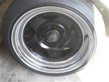 914不明 スチールホイールの単体画像