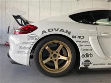 ケイマンYOKOHAMA ADVAN Racing  ADVAN Racing GTの全体画像