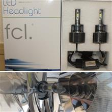 アバルト・500 (ハッチバック)fcl 【fcl.】新型LEDヘッドライト ファンレス(H7)の単体画像