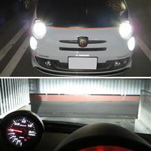 アバルト・500 (ハッチバック)fcl 【fcl.】新型LEDヘッドライト ファンレス(H7)の全体画像
