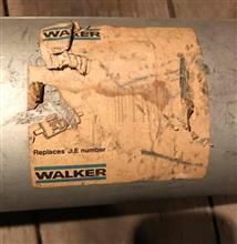 その他WALKER  マフラーの全体画像