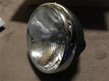 CB750FRAYBRIG / スタンレー電気 7インチ ハロゲン H4 ヘッドライト 001-3057の全体画像