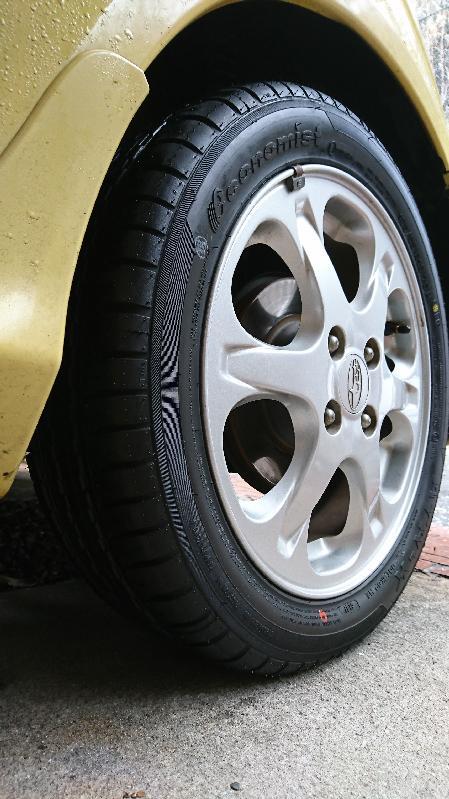 インドネシアタイヤメーカー Economist ATR-K Economist ATR-K 165/55R15