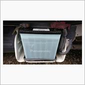 Panasonic Blue Battery circla N-40B19L/CR