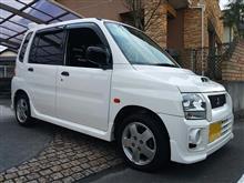 トッポBJ三菱自動車(純正) 三菱純正アルミホイールの全体画像