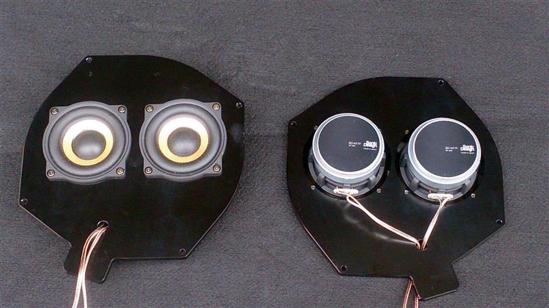 Sonic Design BMWサブウーハーシステム