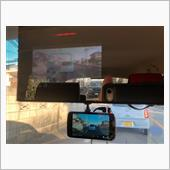KY PRAZA ドライブレコーダー 4インチ 大画面液晶 フルHD