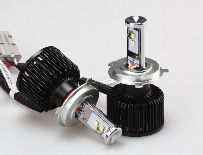 Smart LEDヘッドライト H4HLモデル LHS07
