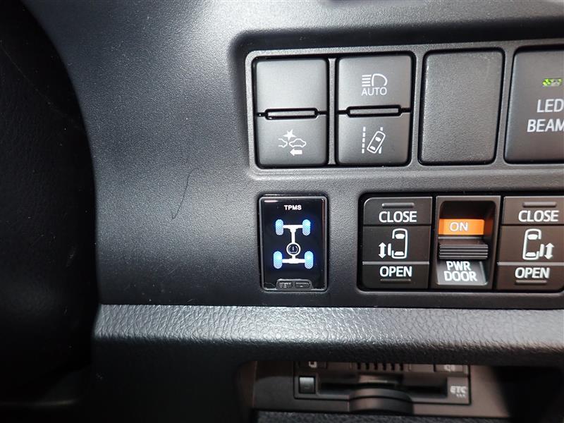 エンラージ商事 TPMS タイヤ空気圧監視警報システム +車速ドアロック キット