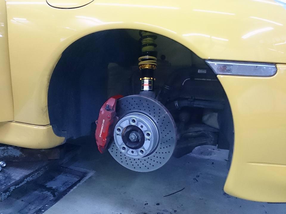 Yellow Speed Racing JTmode車高調