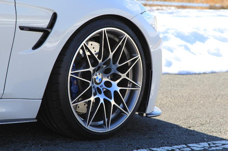 BMW(純正) M ライト アロイホイール スタースポーク スタイリング 666 20インチ