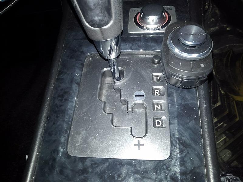SUBARU CRAFT ATマニュアルモード逆シフトアダプター