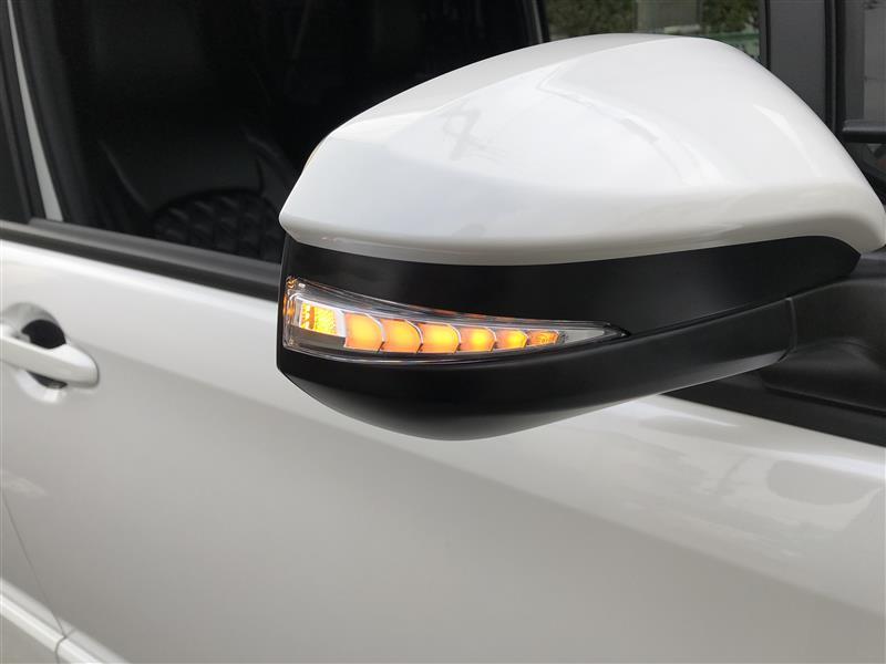 AVEST Vertical Arrow TypeZs LED ドアミラーウィンカーレンズ