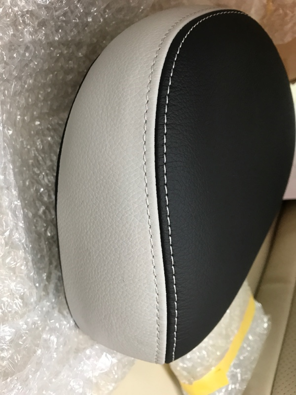 Robson Leather Headrest-Recovering (Old-Model)