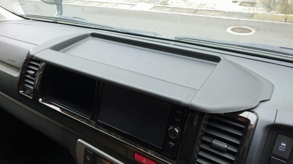 [引継品]UI vehicle ワイドナビバイザー(改)