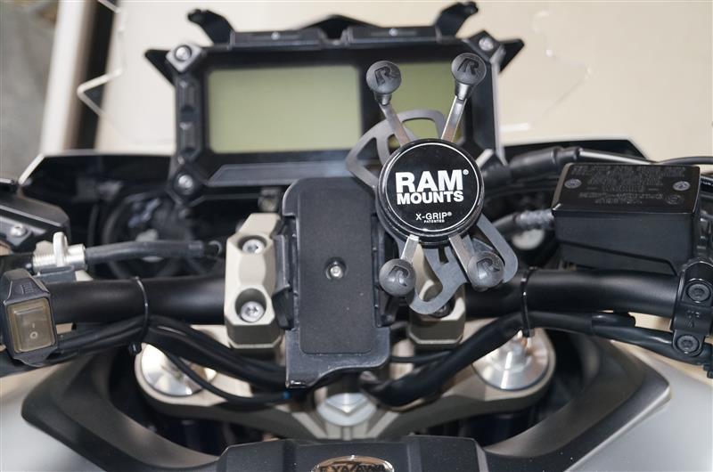 RAM MOUNTS(ラムマウント)  マウント部 Xグリップ