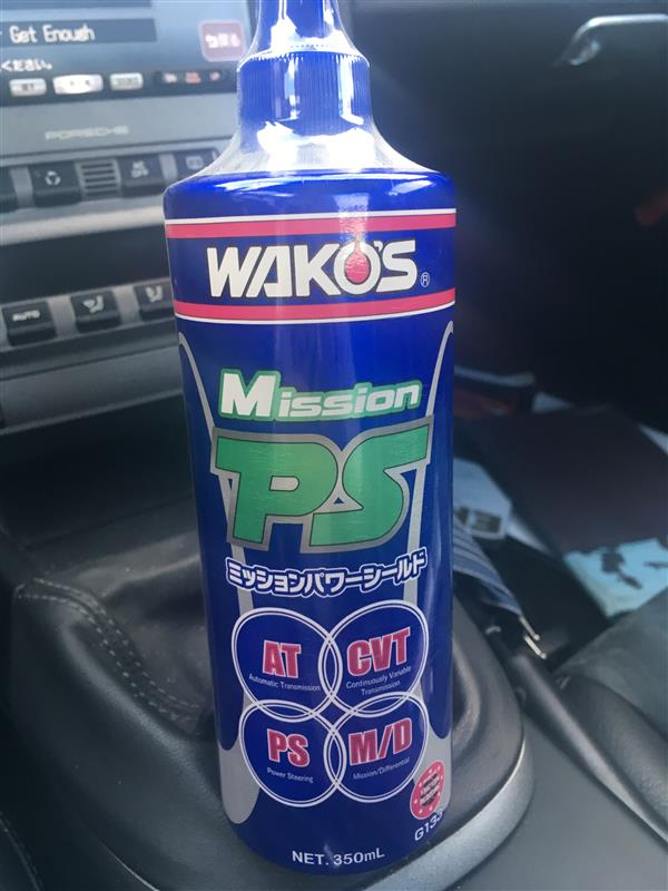WAKO'S MPS / ミッションパワーシールド