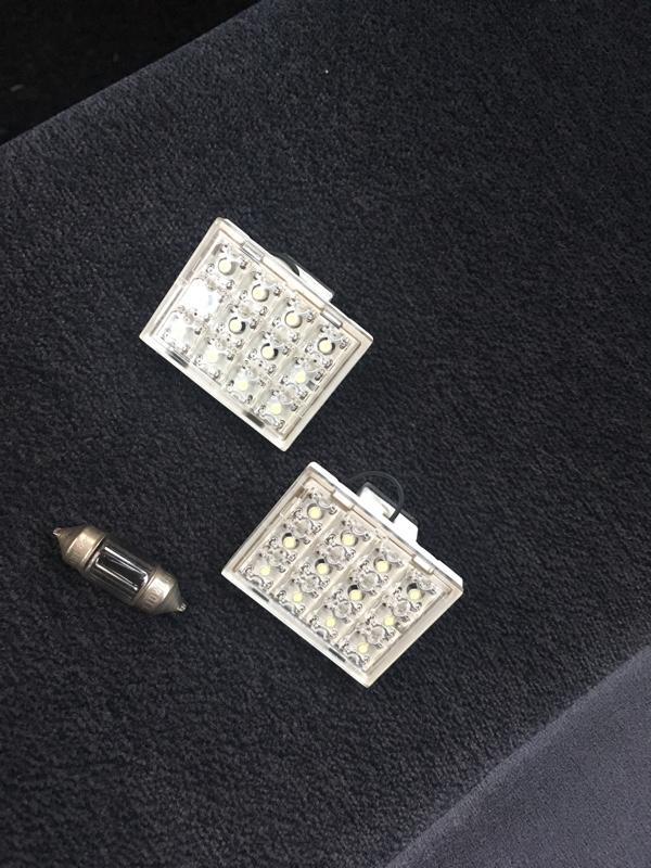 不明 C25用LEDマップランプ