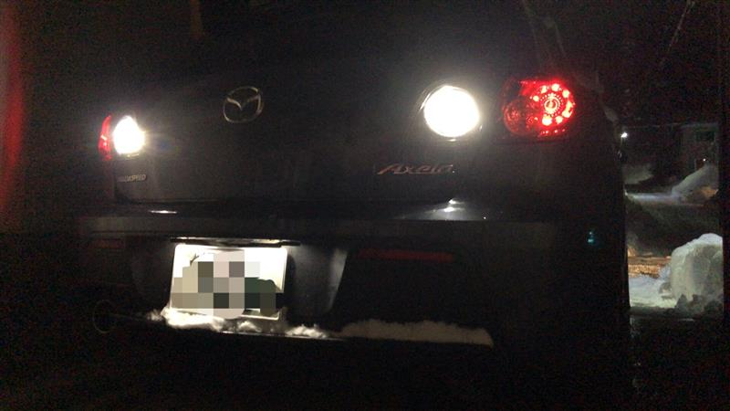 CAR MATE / カーメイト GIGA BW163 T10 LEDバルブ