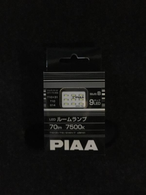 PIAA LED ルームランプ LEM101
