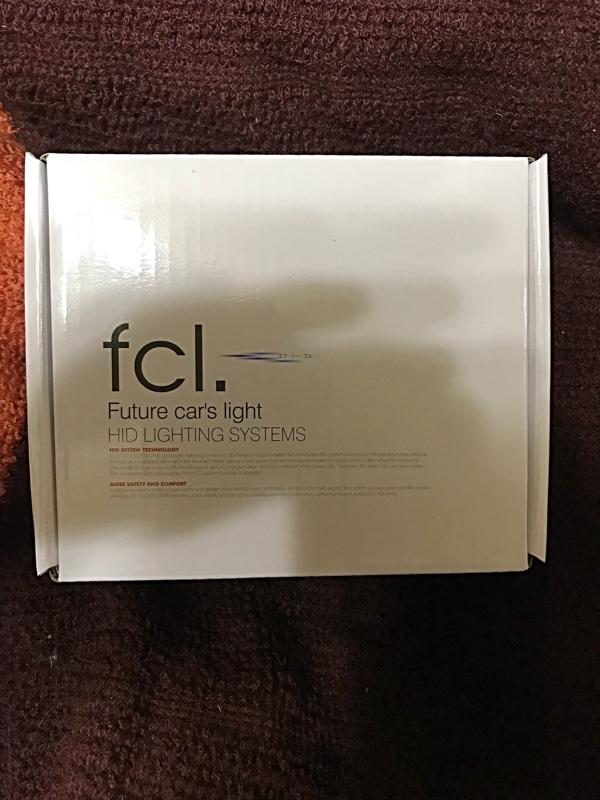 fcl 【fcl.】 純正交換HIDバルブ D2R D2S