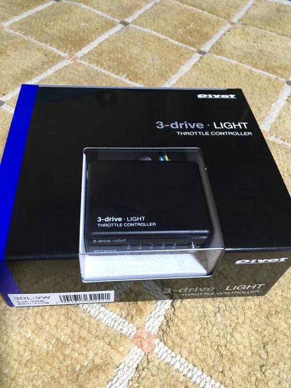 PIVOT 3-drive LIGHT(3DL-BM/3DL-VW/3DL-MB)