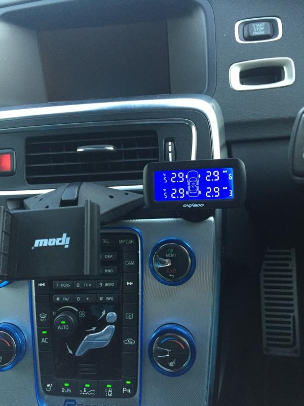 ノーブランド タイヤ空気圧モニターリングシステム