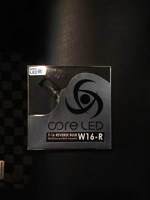 CORE LED バックランプ用LEDバルブ