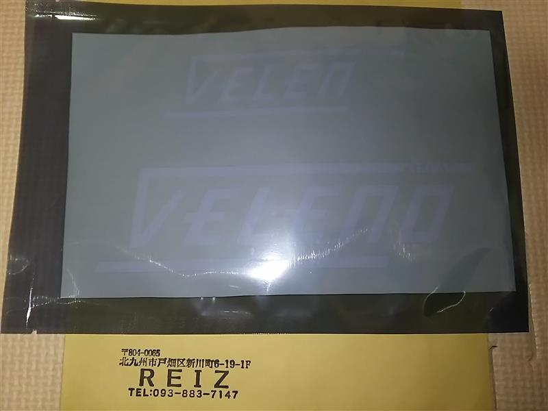 REIZ TRADING TEAM VELENO ステッカー