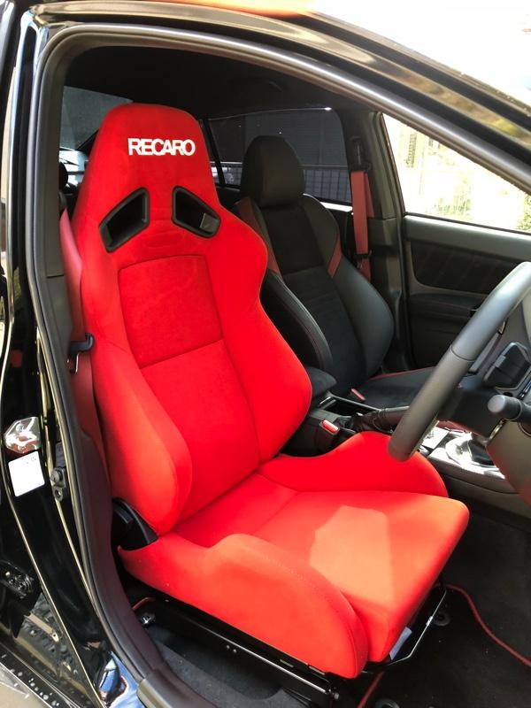 RECARO SR-7 KK100