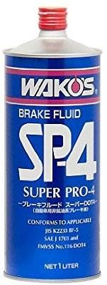 WAKO'S SP-4 / スーパープロフォー