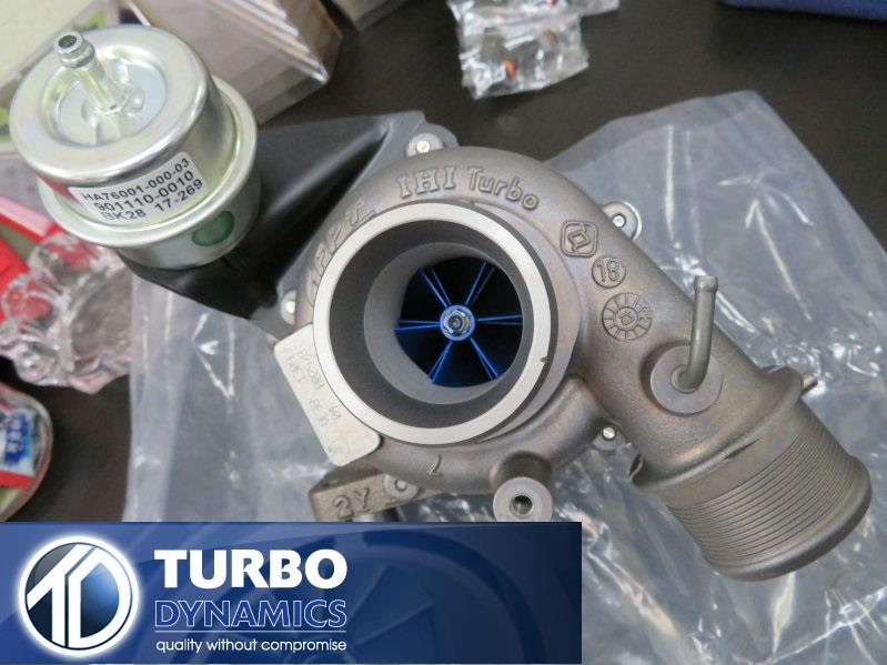 TURBO DYNAMICS MDX527 High Flow Turbine