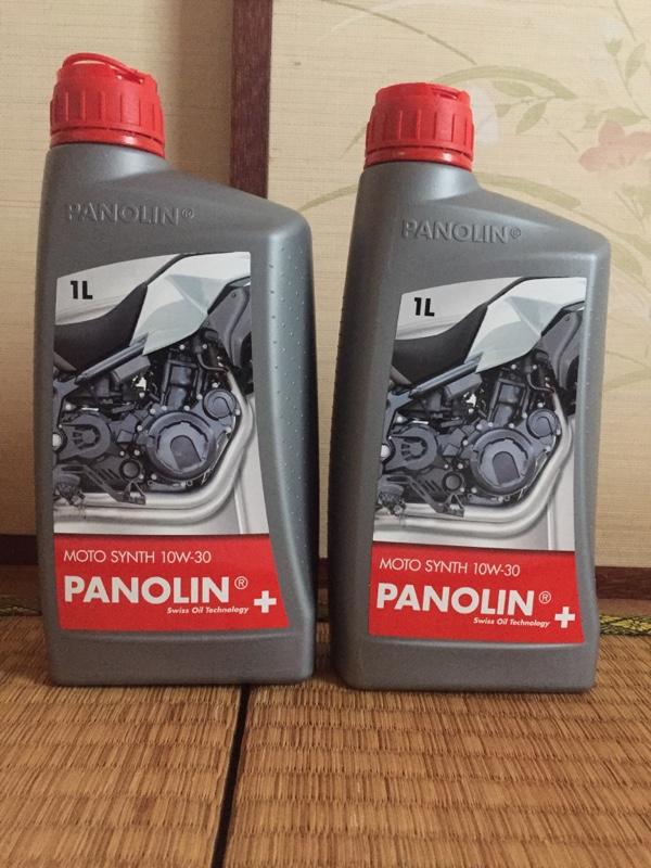 PANOLIN モトシンセ 10w30