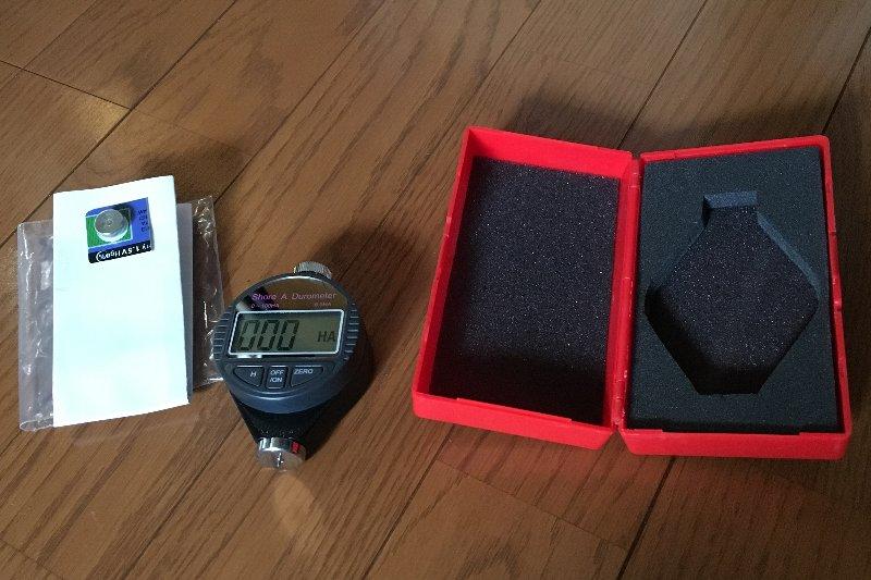 メーカー・ブランド不明 硬度計 デジタル デュロ メーター F238-20 (A型)