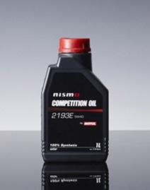 NISMO COMPETITION OIL type 2193E 5W-40
