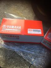 ジョグCE50ヤマハ(純正) ヘッドライト レンズ ブルーリフレクターの全体画像