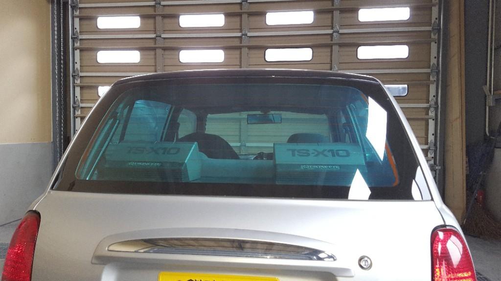 PIONEER / carrozzeria TS-X10