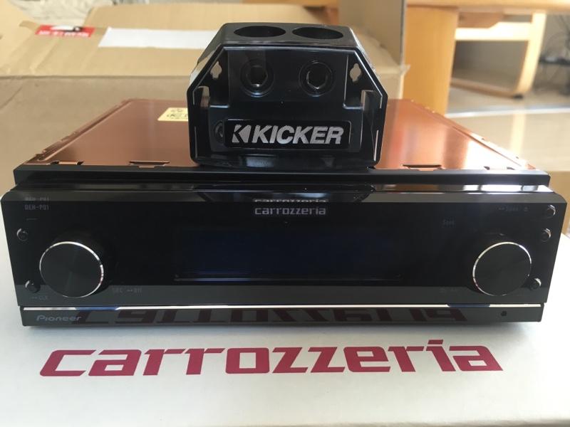 PIONEER / carrozzeria DEH-P01