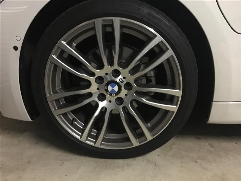 BMW(純正) M ライト アロイホイール スタースポーク スタイリング403M 19インチ