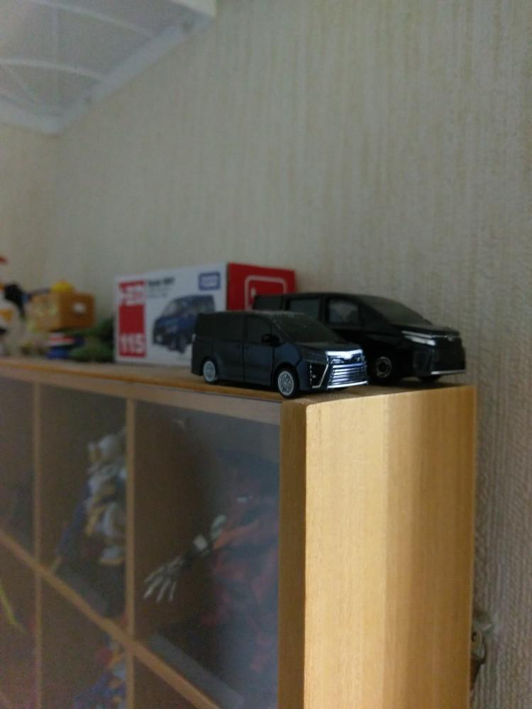 トヨタ(純正) ミニカー