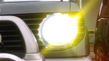 パジェロミニIPF  イオンクリスタルヘッドライトカバーの全体画像