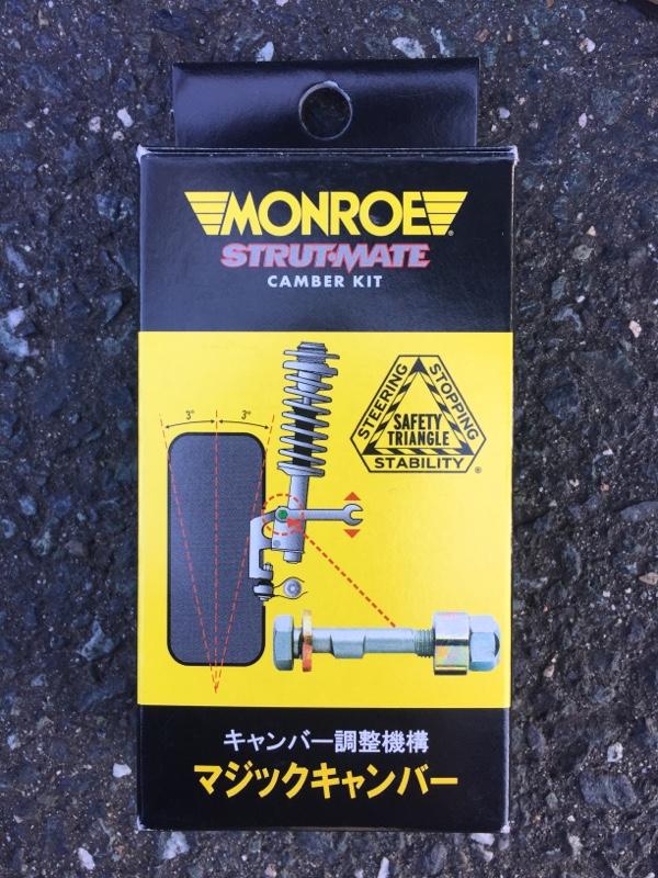 TENNECO Magic Camber