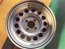 スーパーセブンweller racing wheelの単体画像